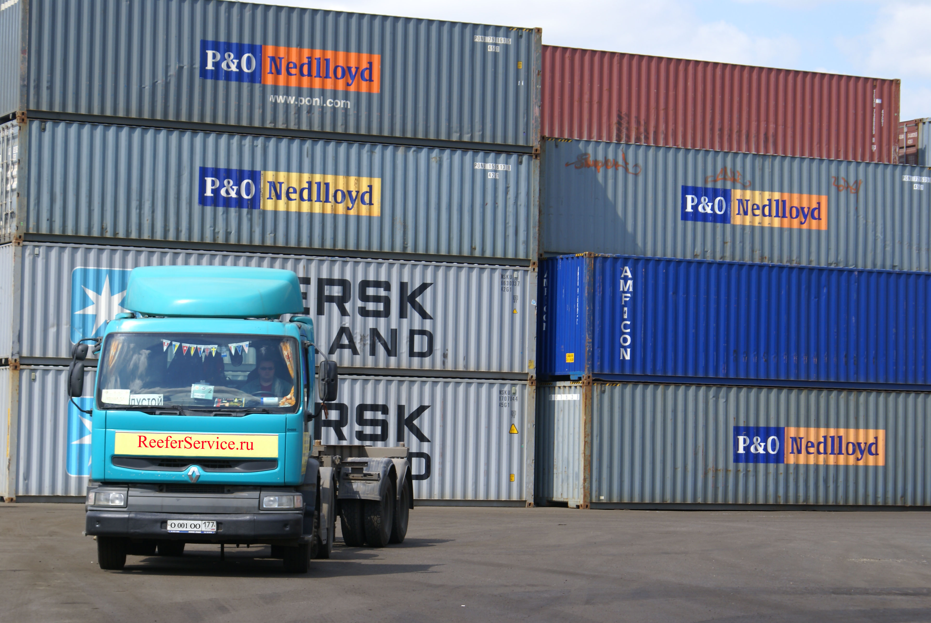 Livraison Containers Lescontainers