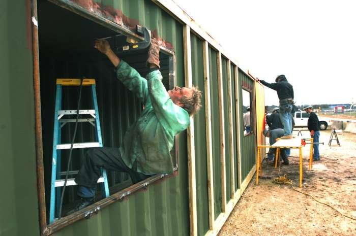 Container dernier voyage containerderniervoyage - Construire sa maison en conteneur ...