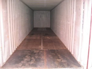 container hc 40' INT   B