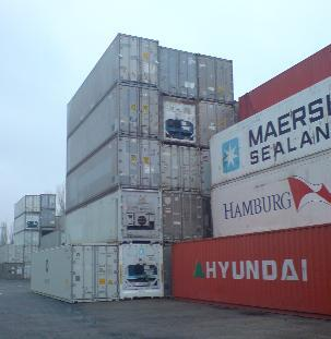 container 14