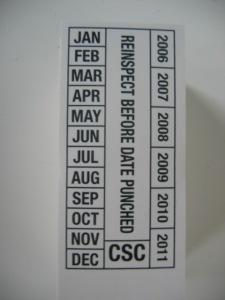 plaque csc