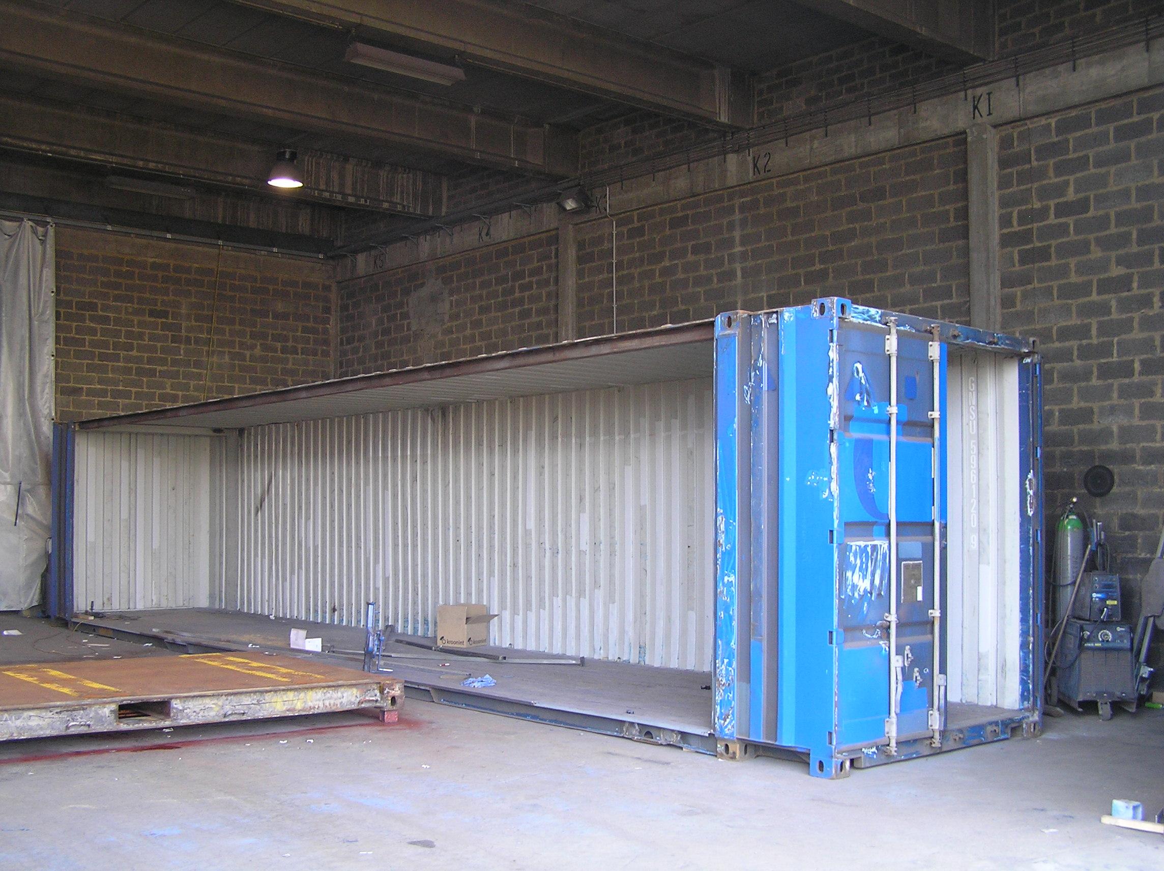 Achat conteneur dernier voyage containerderniervoyage - Acheter maison container ...